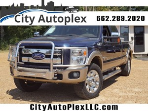 Picture of a 2013 Ford F-250 Super Duty King Ranch