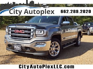 Picture of a 2017 GMC Sierra 1500 SLT