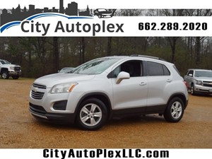 2015 Chevrolet Trax LT for sale by dealer