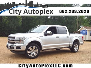 2018 Ford F-150 Platinum for sale by dealer
