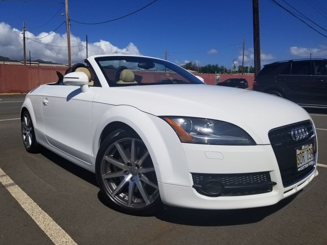 Audi Tt For Sale >> 2008 Audi Tt 3 2 Quattro Roadster 2d In Honolulu