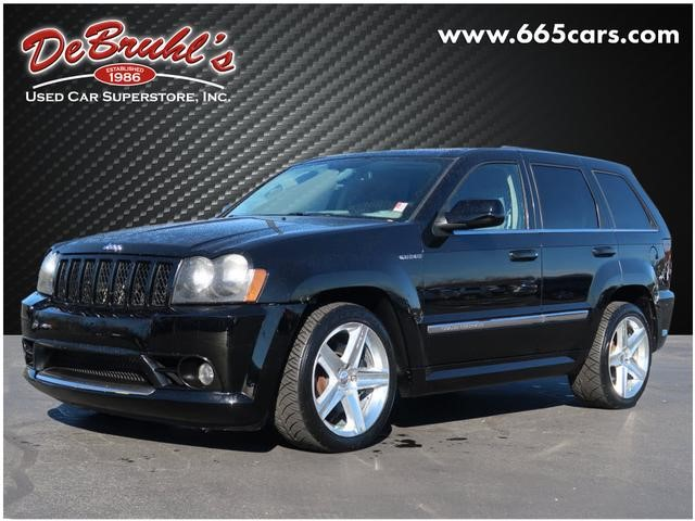 Jeep Cherokee Srt8 For Sale >> 2007 Jeep Grand Cherokee Srt8 In Asheville