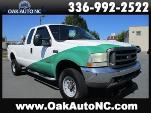 Picture of a 2004 FORD F350 SRW SUPER DUTY