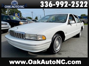 Picture of a 1994 CHEVROLET CAPRICE LS