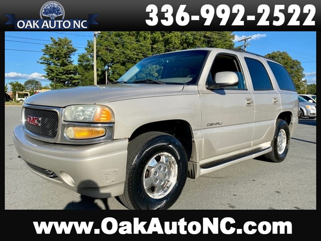 GMC YUKON DENALI in Kernersville
