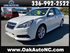 2013 SUBARU LEGACY 2.5I SPORT-2 OWNERS 31 RECORDS for sale by dealer