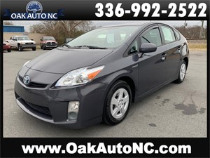 Picture of a 2011 TOYOTA PRIUS NO ACCIDENTS 1 OWNER