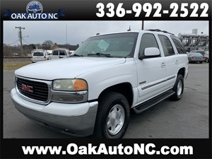 Picture of a 2004 GMC YUKON SLT NO ACCIDENTS
