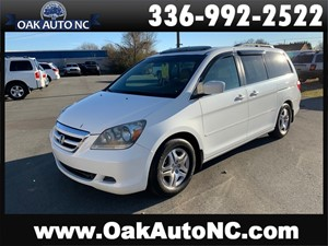 2007 HONDA ODYSSEY EXL-2 OWNERS for sale by dealer