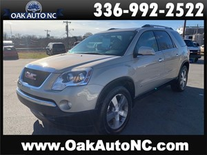 2010 GMC ACADIA SLT-1-COMING SOON for sale by dealer