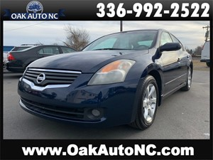 2007 NISSAN ALTIMA for sale by dealer