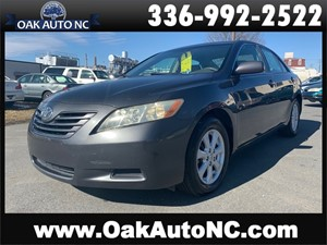 Picture of a 2008 TOYOTA CAMRY CE-NO ACCIDENTS 1 OWNER