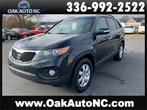 2012 KIA SORENTO 40 SERVICE RECORDS for sale by dealer