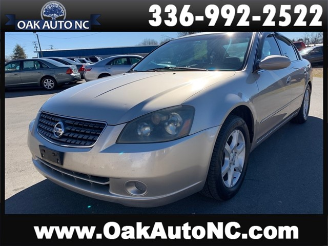NISSAN ALTIMA S COMING SOON in Kernersville
