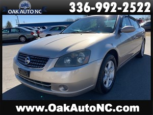 2005 NISSAN ALTIMA S COMING SOON for sale by dealer