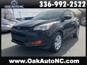 Picture of a 2014 FORD ESCAPE S NO ACCIDENTS