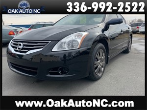Picture of a 2012 NISSAN ALTIMA BASE-2 OWNERS