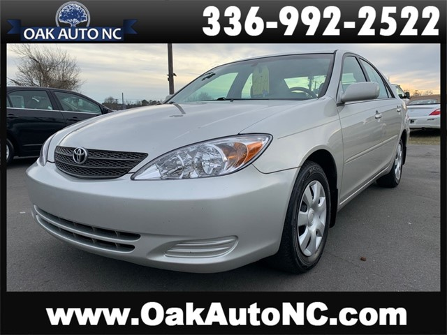 TOYOTA CAMRY LE COMING SOON in Kernersville