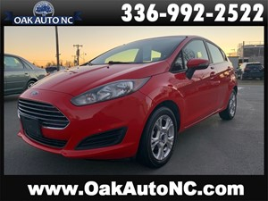 Picture of a 2015 FORD FIESTA SE NO ACCIDENTS 1 OWNER NC OWNED