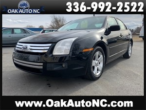 Picture of a 2008 FORD FUSION SE SOUTHERN OWNED