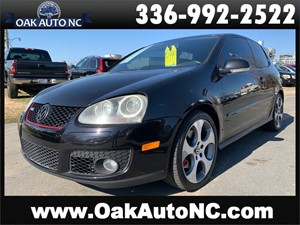 Picture of a 2009 VOLKSWAGEN GTI DRIVERS EDITION NC OWNED