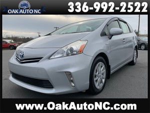 Picture of a 2012 TOYOTA PRIUS V 2 OWNER, NO ACCIDENTS