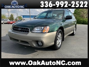 Picture of a 2003 SUBARU LEGACY OUTBACK-NO ACCIDENTS