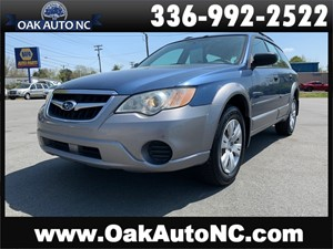 Picture of a 2009 SUBARU OUTBACK NC OWNED