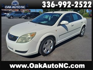 2007 SATURN AURA XE SOUTHERN OWNED for sale by dealer