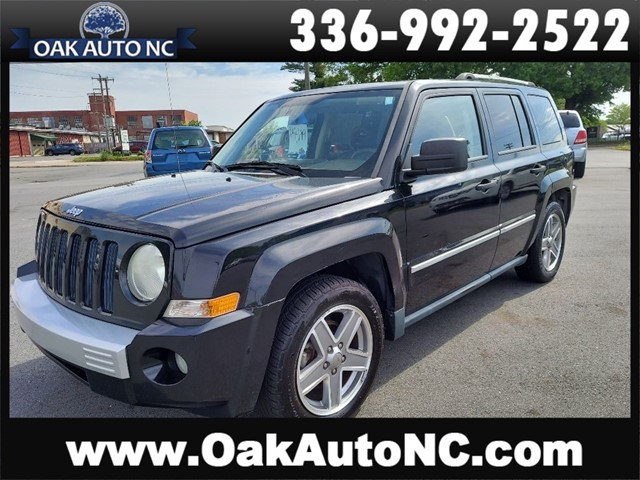 JEEP PATRIOT LIMITED in Kernersville