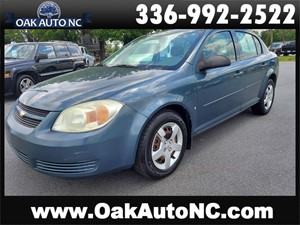 2006 CHEVROLET COBALT LS NO ACCIDENTS NC OWNED for sale by dealer