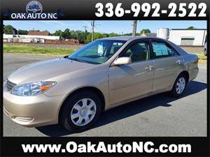 2004 TOYOTA CAMRY LE COMING SOON for sale by dealer