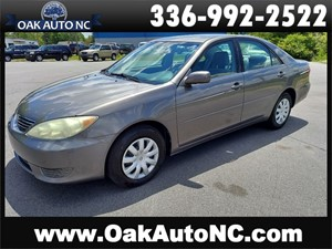 2006 TOYOTA CAMRY LE 101 SERVICE RECORDS!!!!!!!!! for sale by dealer