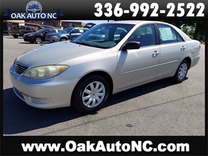 2005 TOYOTA CAMRY LE COMING SOON for sale by dealer