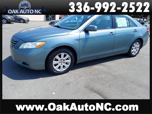 TOYOTA CAMRY BASE NO ACCIDENTS SO OWNED in Kernersville