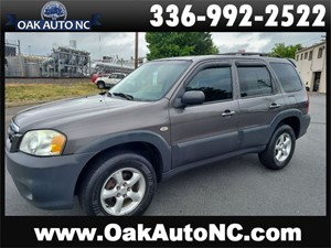 2006 MAZDA TRIBUTE I 73 SERVICE RECORDS for sale by dealer