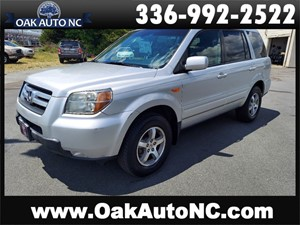 Picture of a 2007 HONDA PILOT EXL COMING SOON
