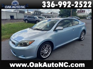 2005 SCION TC NO ACCIDENT 1 NC OWNER for sale by dealer