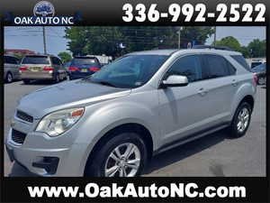 Picture of a 2013 CHEVROLET EQUINOX LT NO ACCIDENTS! 31 SVC RECORDS!!