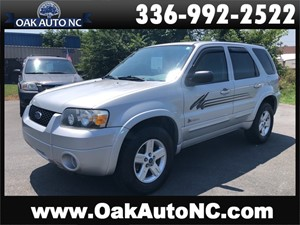 Picture of a 2006 FORD ESCAPE HYBRID NO ACCIDENTS NC OWNED