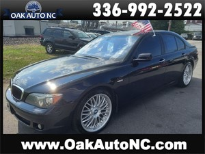 Picture of a 2008 BMW 750 I NO ACCIDEN TS 42 SVC RECORDS!!