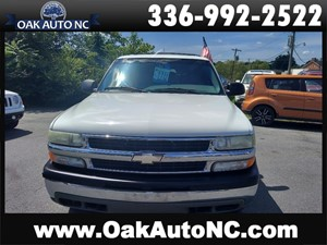2002 CHEVROLET SUBURBAN 1500 NO ACCIDENTS 67 SVC RECORDS!!! for sale by dealer
