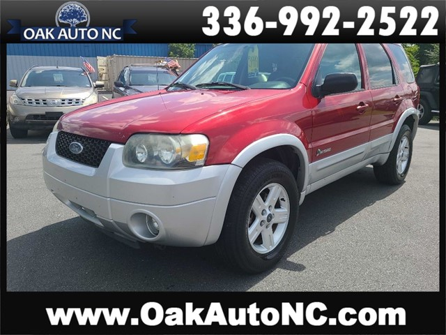 FORD ESCAPE HEV HYBRID NO ACCIDENTS in Kernersville