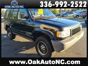 1993 ISUZU TROOPER S NO ACCIDENTS NC OWNED for sale by dealer
