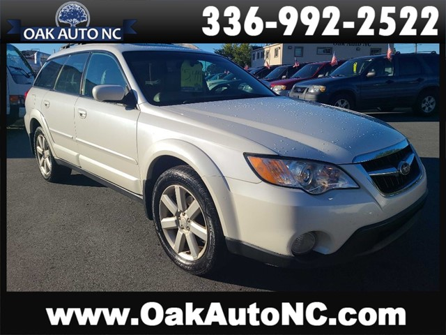 SUBARU OUTBACK 2.5I LIMITED 2 OWNERS in Kernersville