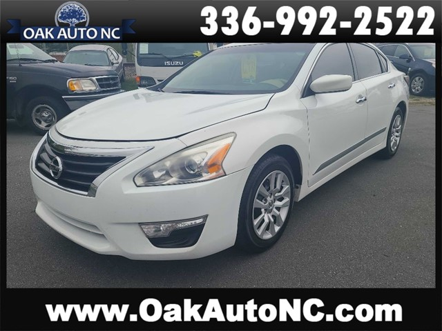 NISSAN ALTIMA 2.5 NC OWNED in Kernersville