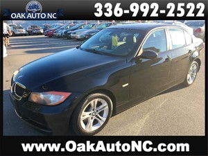 2008 BMW 328 I SULEV Leather! Low Miles! Nice for sale by dealer