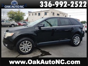 2008 FORD EDGE LIMITED NO ACCIDENTS 2 SO OWNERS for sale by dealer