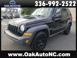 2007 JEEP LIBERTY SPORT NO ACCIDENTS!!! for sale by dealer