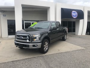 Picture of a 2016 FORD F150 SUPERCREW